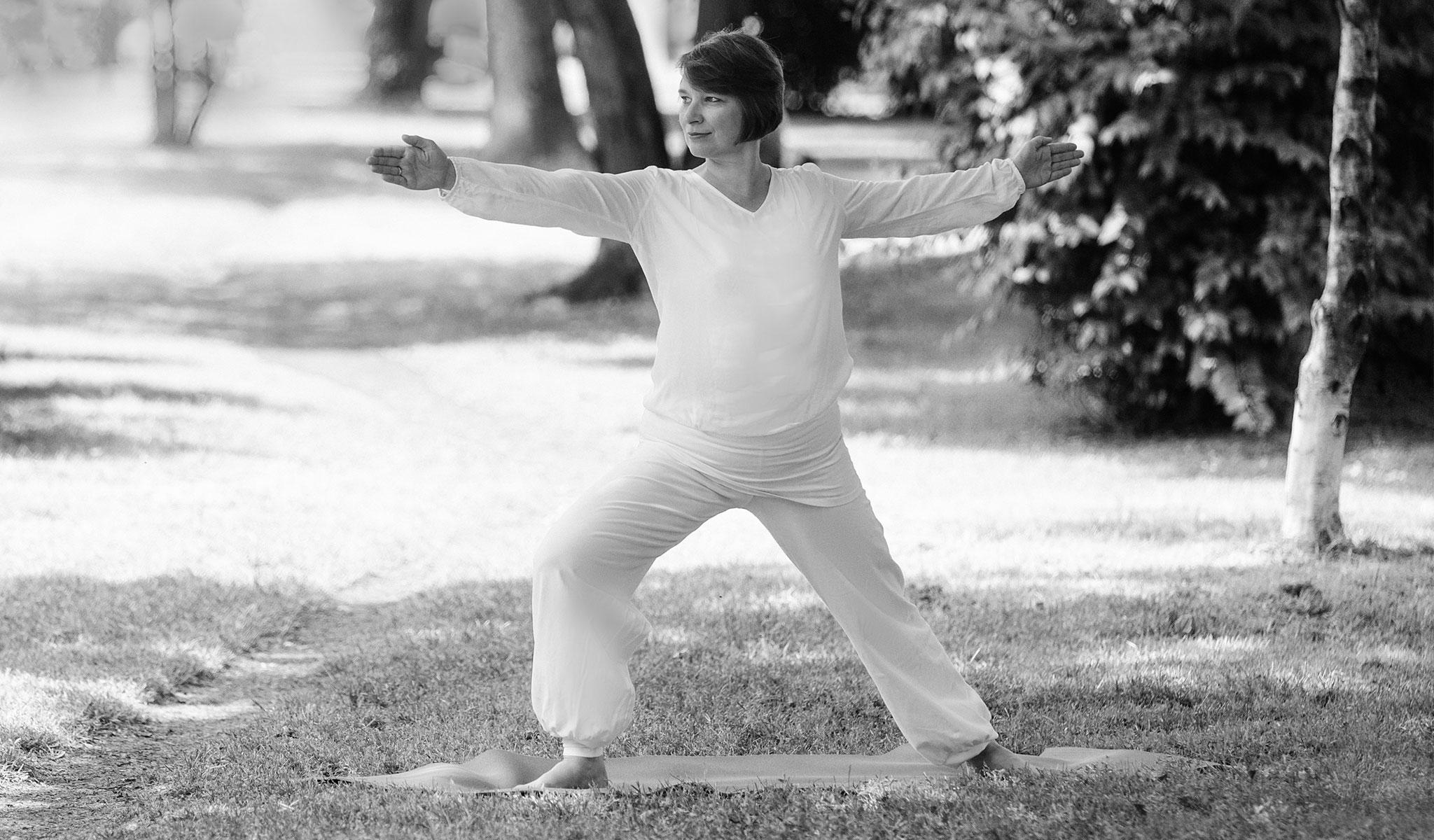 Christine Höfler Yoga Freising
