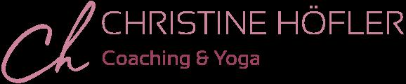 Christine Höfler Logo