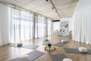 Christine Höfler Yoga Studio Freising
